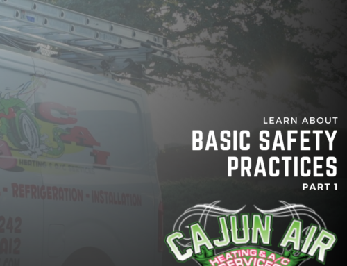 Safety Practices Part I